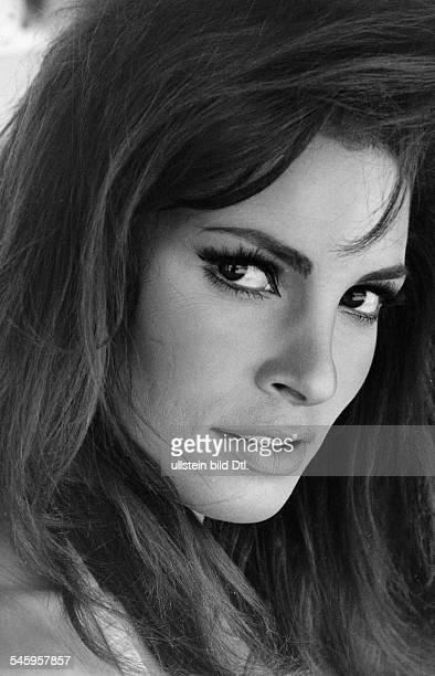 Welch Raquel *Schauspielerin USA Portrait 1967