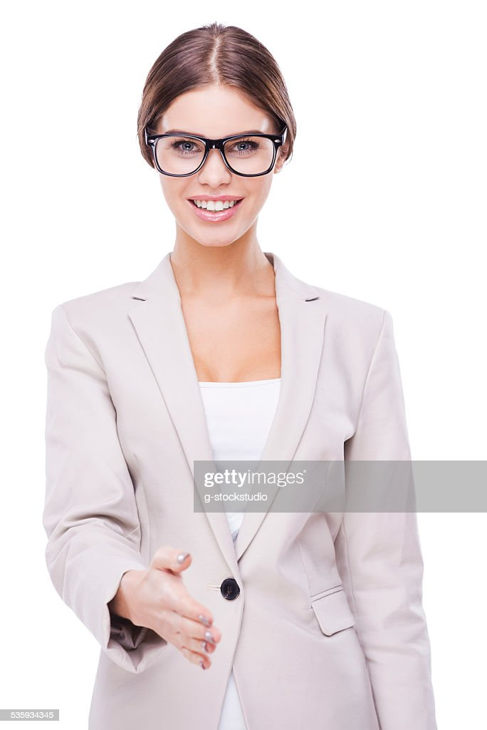 Welcome on board! : Stock Photo