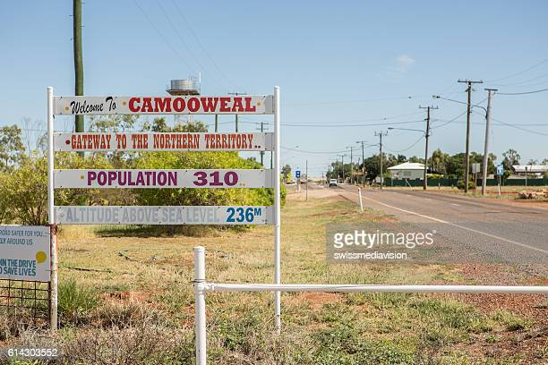 'Welcome to Camooweal'