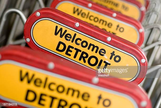 デトロイトへようこそ。