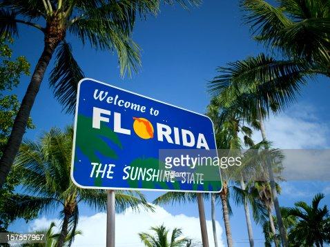 Welcome to Florida USA