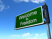 Welcome to freedom