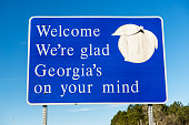 Welcome to Georgia State Sign