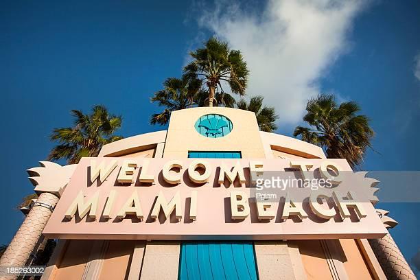 Willkommen in Miami Beach, Florida