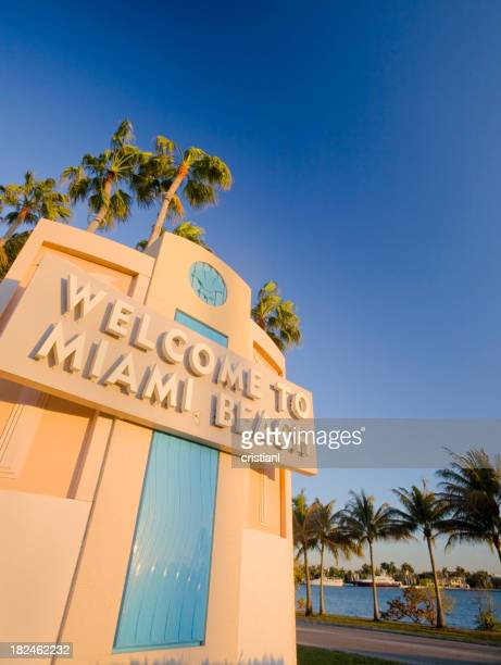 Herzlich willkommen im Miami Beach