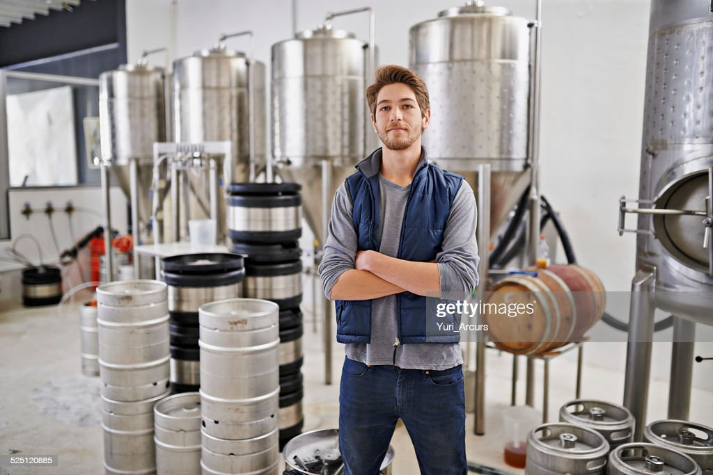 Welcome to my brewery