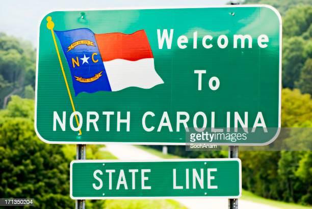 Willkommen in North Carolina