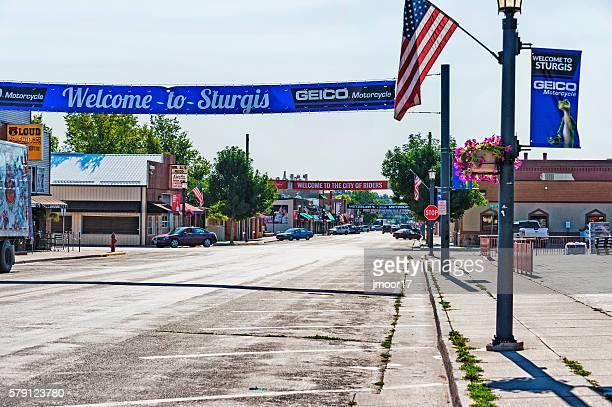 Welcome to Sturgis city of Riders