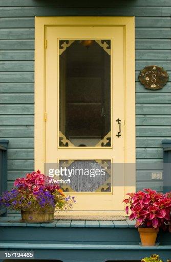 Welcoming Doorway