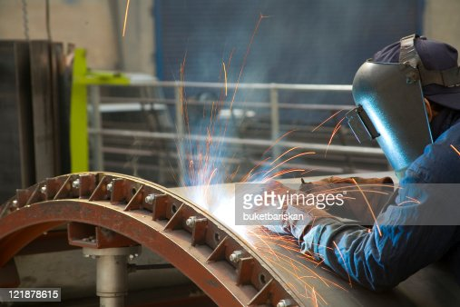 welder : Stock Photo