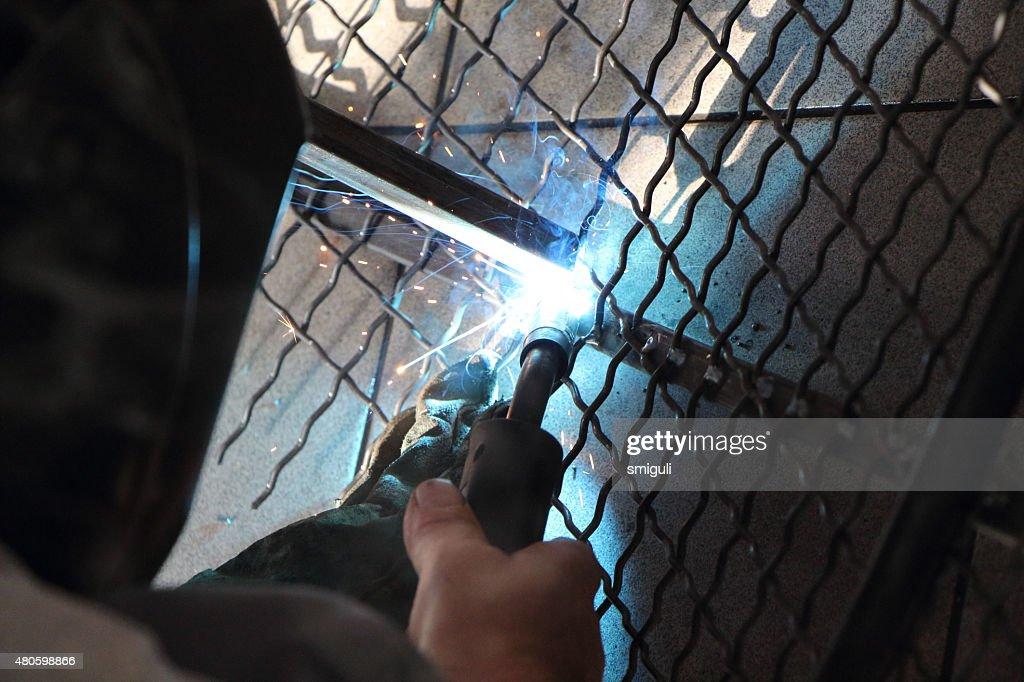 Welding : Stock Photo