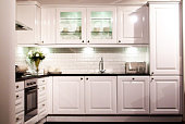 Well Built Domestic Luxury Cooking Kitchen