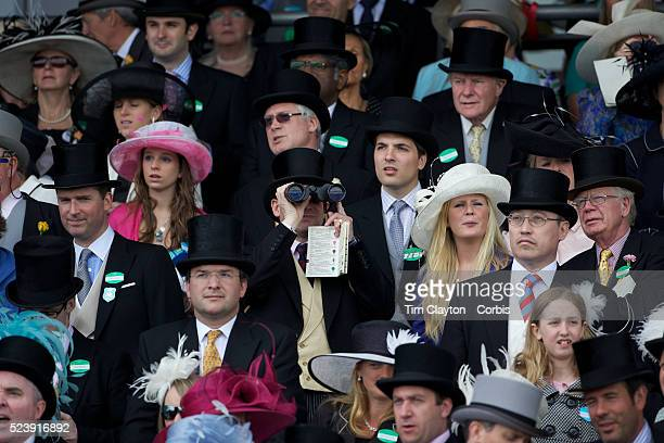 Well dressed racegoers during the Royal Ascot race meeting After over a decade of Labour Government in Great Britain the gap between the wealthy and...