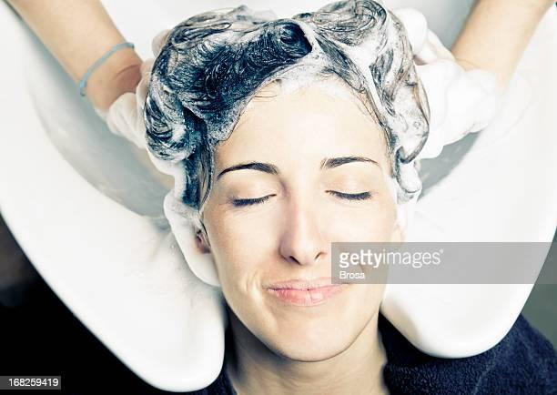 Bien-être au salon de coiffure
