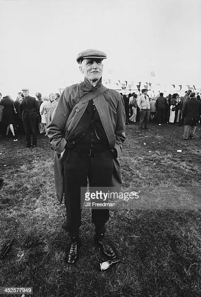 A welldressed man at the Egremont Crab Fair Cumberland 1974