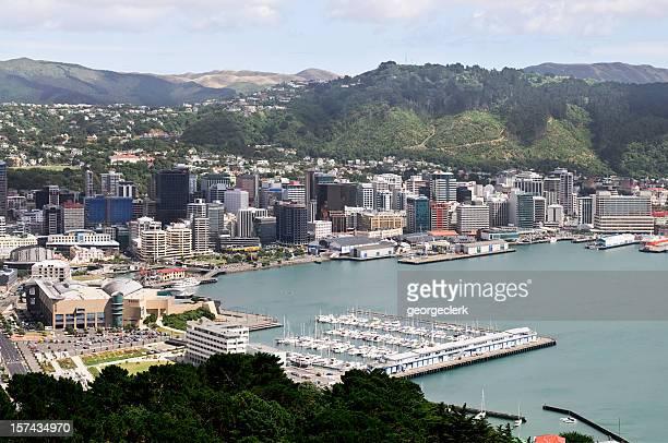 Wellington Paesaggio urbano