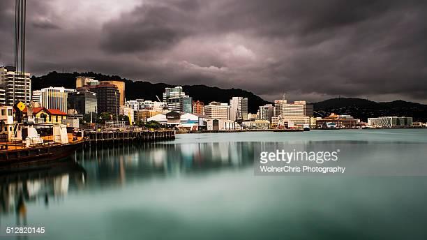 Wellington Harbour | New Zealand