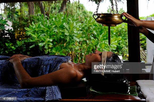 Ayurveda The Hotel Four Seasons Resort On Landaa Giraavaru Island In The Maldives Ayurveda Indian medicine millennium from Kerala His methods include...