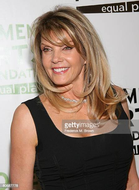 Wellness expert Kathy Smith arrives at Women's Sports Foundation's 'Billie Awards' held at the Beverly Hilton Hotel on April 15 2008 in Beverly Hills...