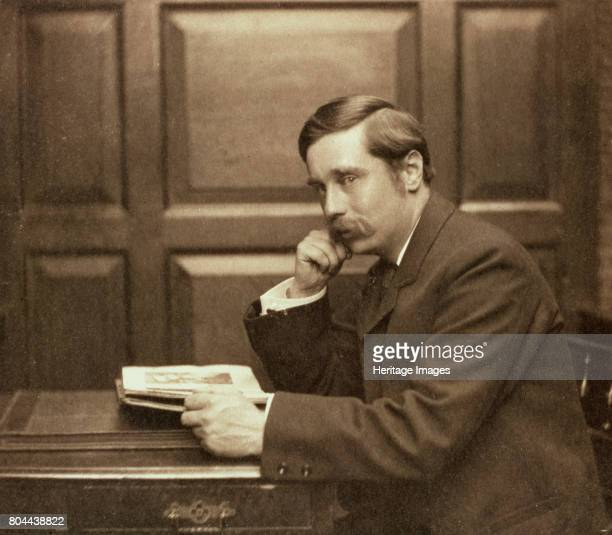 HG Wells British author 1903 Herbert George Wells is best known for his science fiction novels such as The Time Machine The War of the Worlds The...