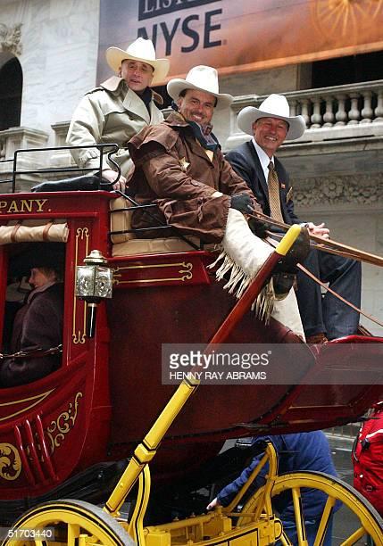 The Wells Fargo Stagecoach Wells Fargo
