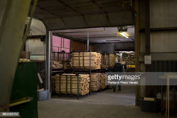 Wells Wood Turning Finishing in Buckfield sends thousands of wooden eggs to Washington DC for the White House Easter Egg Roll This is the ninth year...