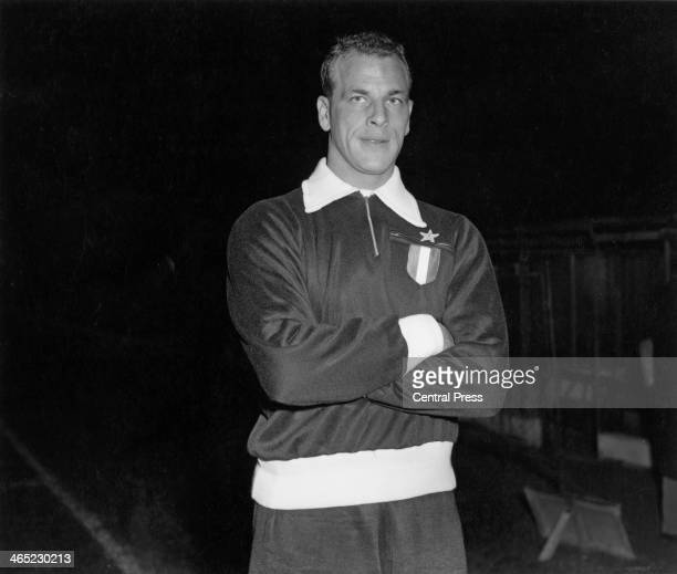 Welsh footballer John Charles of Juventus 1958