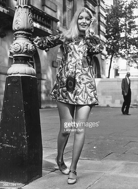 Welsh pop singer Mary Hopkin is to represent Britain in the 1970 Eurovision Song Contest Mary was discovered on the talent show 'Opportunity Knocks'...
