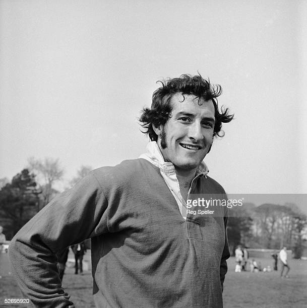 Welsh scrum half Gareth Edwards of the British Lions rugby team at Astbourne where the team are training for their summer tour of Australia 24th May...