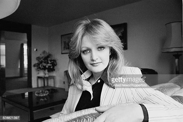 Welsh singer Bonnie Tyler pictured in London on 15th May 1978