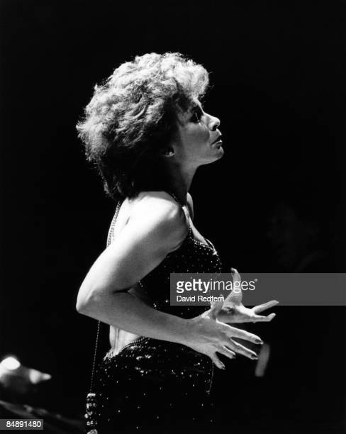 Photo of Shirley BASSEY David Redfern Premium Collection