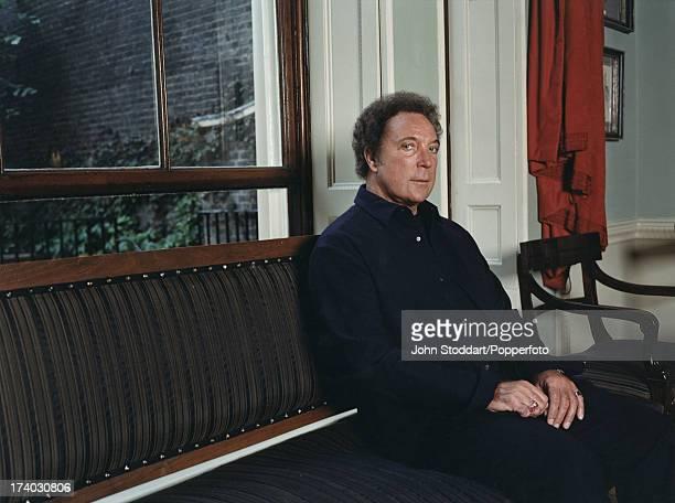 Welsh singer Tom Jones circa 1990
