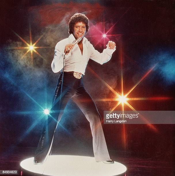 Welsh singer Tom Jones poses for a portrait circa 1978 in Los Angeles California