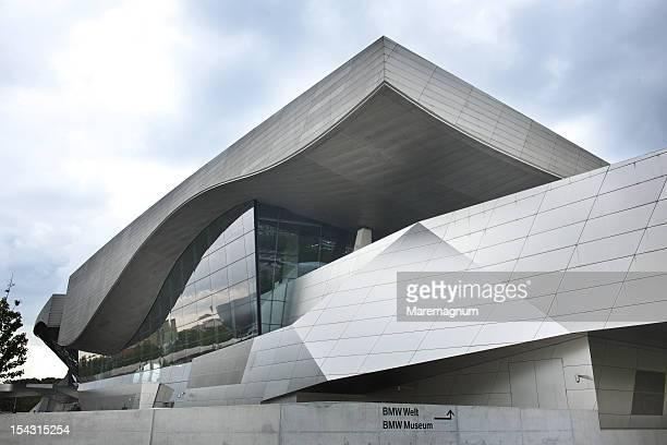 BMW Welt building