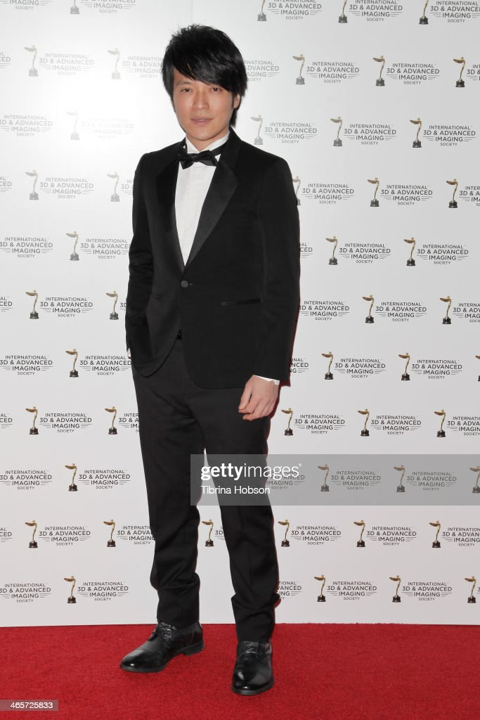 Wen Shang Yi of Mayday attends the annual International 3D and Advanced Imaging Society's Creative Arts Awards at Warner Bros. Studios on January 28, 2014 in Burbank, California.
