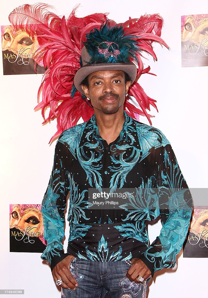 Wendell James arrives at Kym Whitley's 40th Birthday Celebration at Rain Nightclub on July 23, 2013 in Studio City, California.