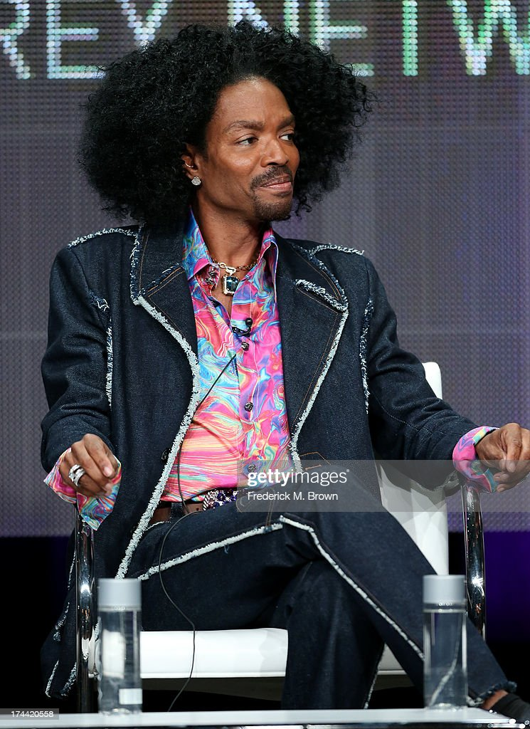 Wendell James speaks at the 'Raising Whitley' panel discussion during the OWN Oprah Winfrey Network portion of the 2013 Summer Television Critics Association tour - Day 2 at the Beverly Hilton Hotel on July 25, 2013 in Beverly Hills, California.