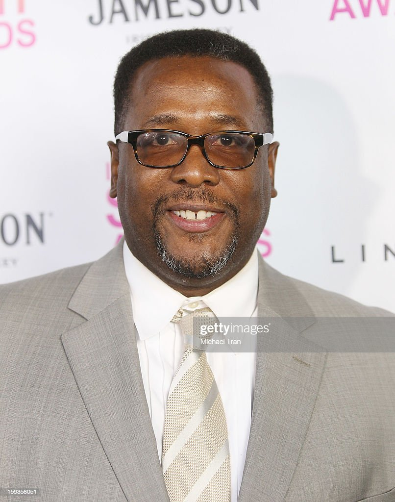 Wendell Pierce arrives at the 2013 Film Independent Filmmaker Grant And Spirit Award nominees brunch held at BOA Steakhouse on January 12, 2013 in West Hollywood, California.