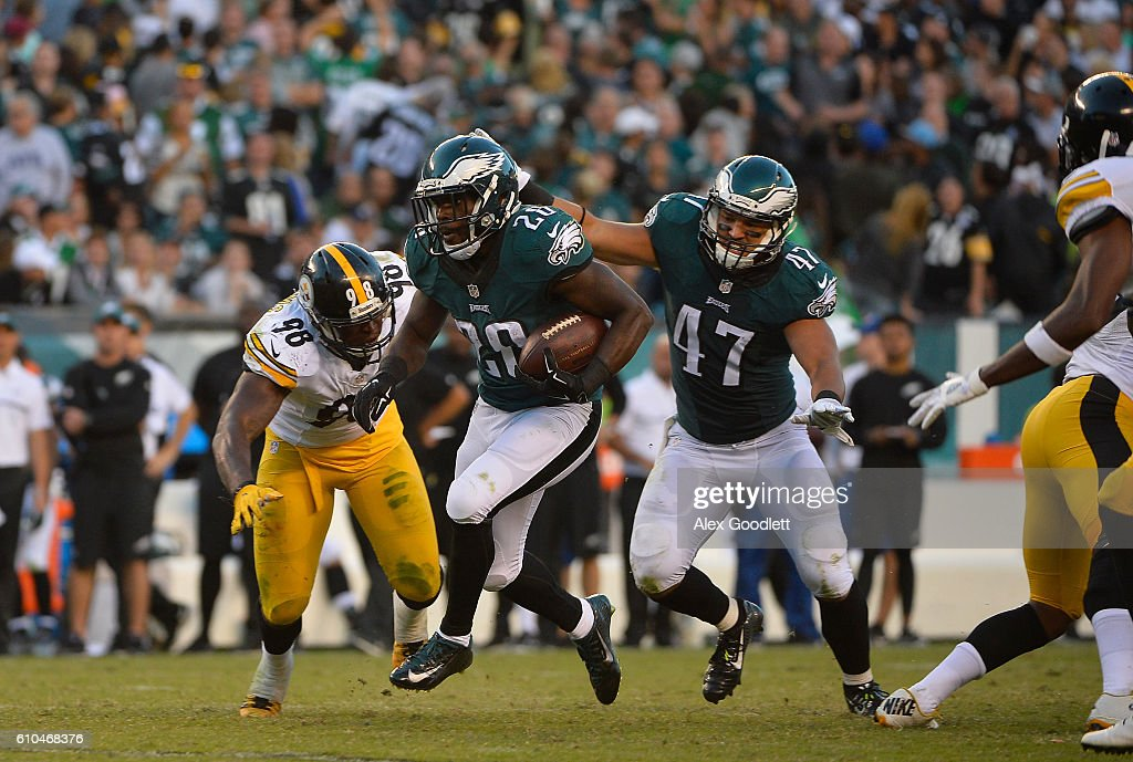 Pittsburgh Steelers v Philadelphia Eagles