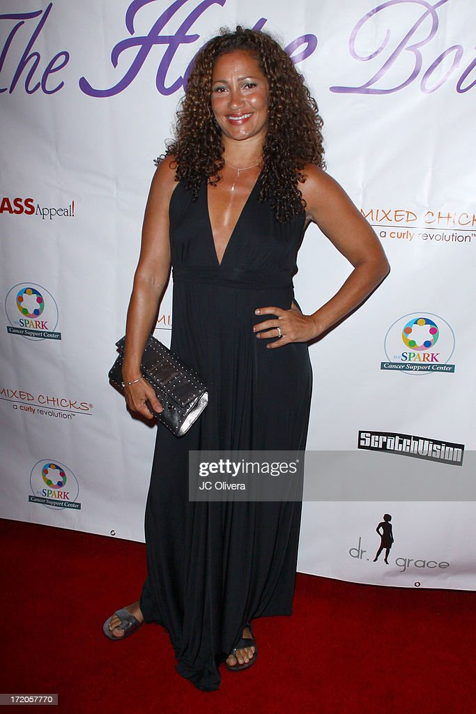 Wendi Levy Kaaya attends The Hope Bowl Benefiting WE Spark Cancer Support Center at Lucky Strike Lanes at L.A. Live on June 30, 2013 in Los Angeles, California.