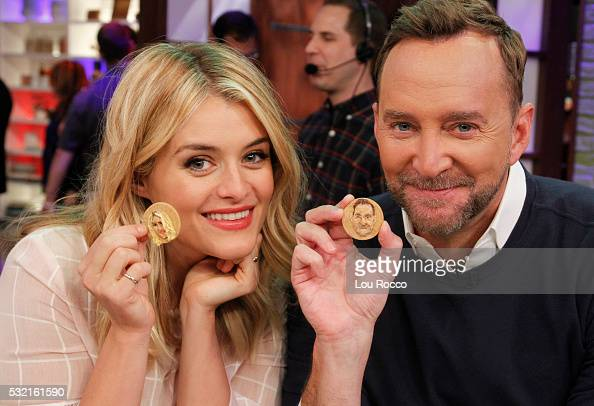 THE CHEW 5/18/16 Wendi McLendonCovey appears on THE CHEW airing MONDAY FRIDAY on the ABC Television Network KELLY