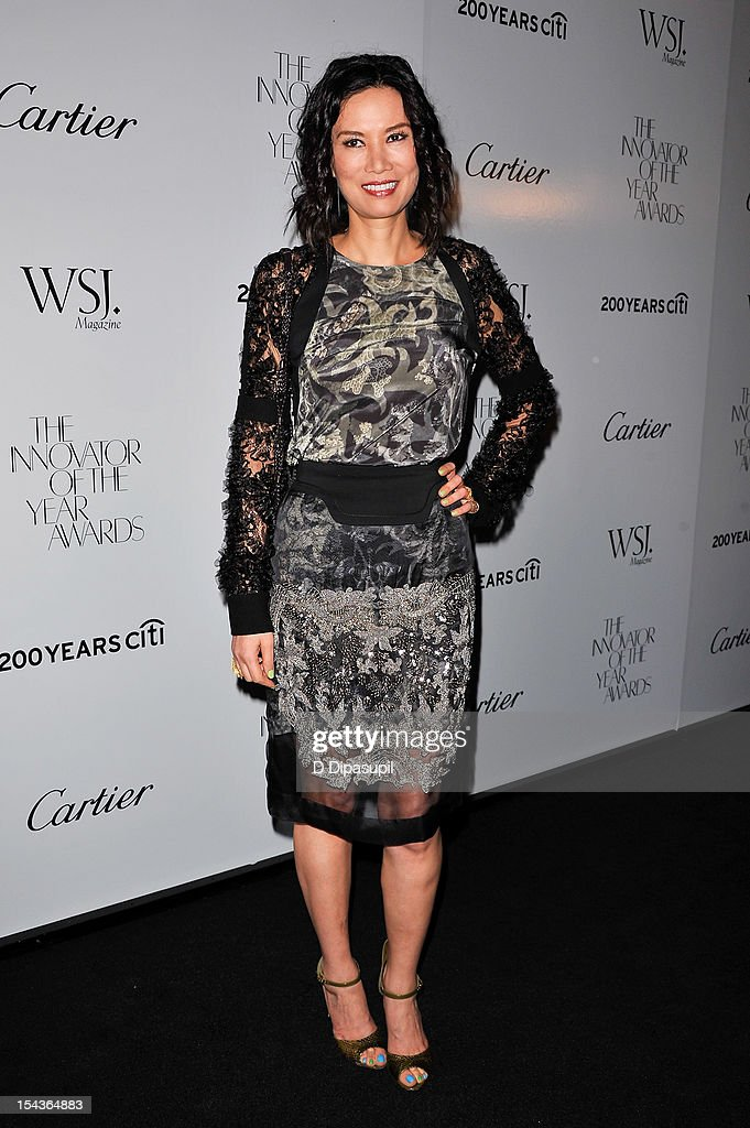 Wendi Murdoch attends the 2012 WSJ. Magazine 'Innovator Of The Year' Awards at the Museum of Modern Art on October 18, 2012 in New York City.