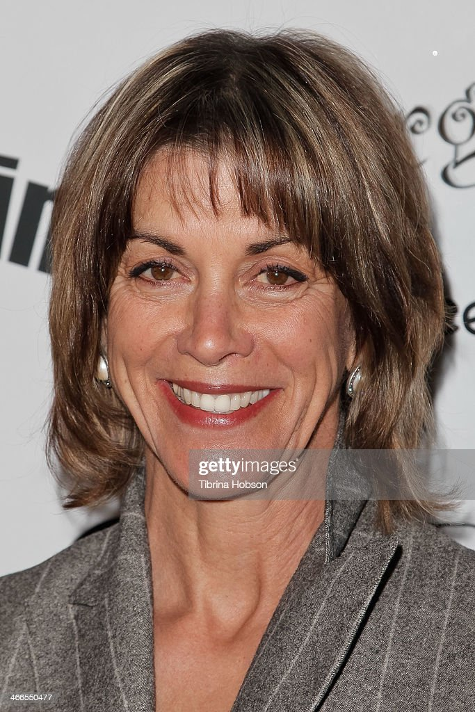 <a gi-track='captionPersonalityLinkClicked' href=/galleries/search?phrase=Wendie+Malick&family=editorial&specificpeople=206371 ng-click='$event.stopPropagation()'>Wendie Malick</a> attends the 2nd annual Borgnine movie star gala honoring actor Joe Mantegna at Sportman's Lodge on February 1, 2014 in Studio City, California.