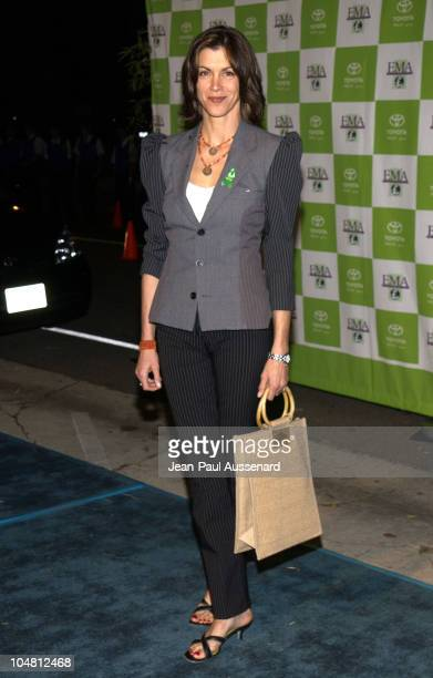 Wendie Malick during 12th Annual Environmental Media Awards at Wilshire Ebell Theatre in Los Angeles California United States