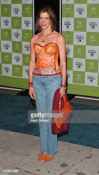 Wendie Malick during 14th Annual Environmental Media Awards Arrivals at Wilshire Ebell Theater in Los Angeles CA United States