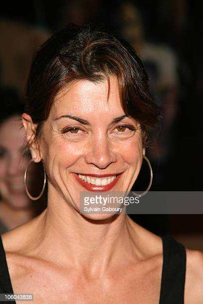 Wendie Malick during 14th Annual Rockers on Broadway at The Cutting Room in New York NY United States