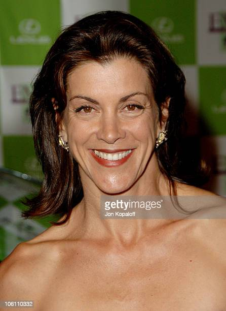 Wendie Malick during 16th Annual Environmental Media Awards Arrivals at Wilshire Ebell Theatre in Los Angeles California United States