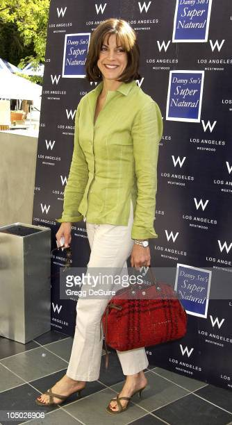 Wendie Malick during 2nd Annual Danny Seo's SuperNatural Super Suite at The W Hotel in Westwood California United States