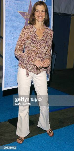 Wendie Malick during Hollywood Ocean NightArrivals at Raleigh Studios in Hollywood California United States