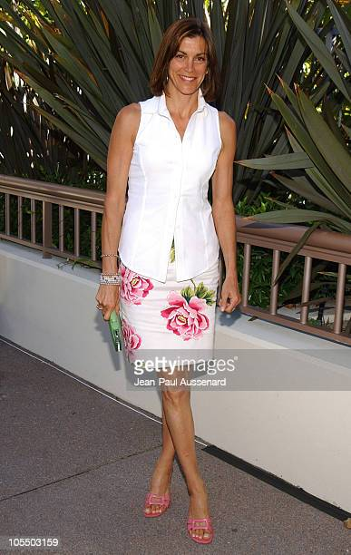 Wendie Malick during NBC Summer Press Tour Day One at Century Plaza Hotel in Century City California United States